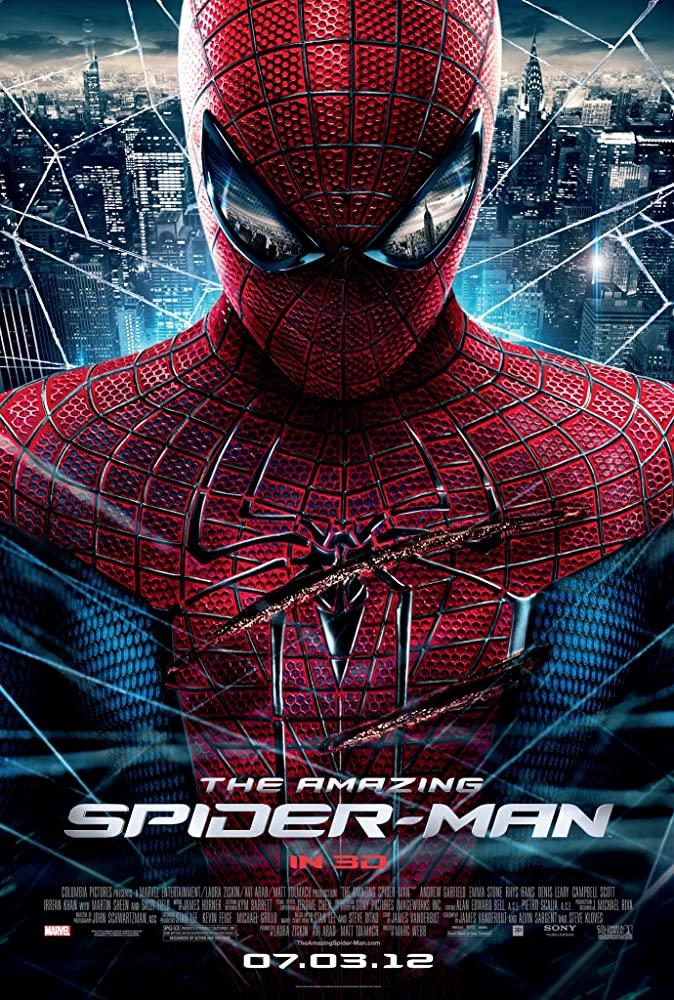 The Amazing Spider-Man (2012) [1080p] [BluRay] [YTS MX]