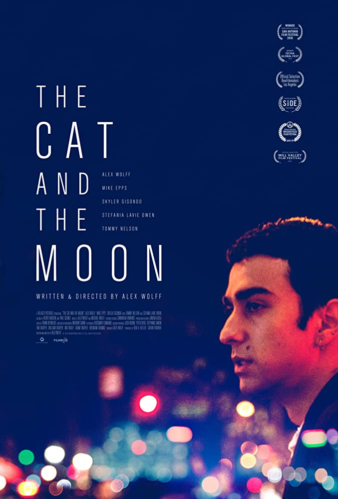The Cat And The Moon 2019 1080p BluRay x265-RARBG