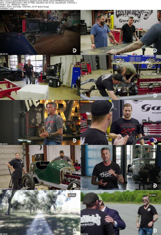 Fast N Loud S16E04 Race Against Time HDTV x264-CRiMSON