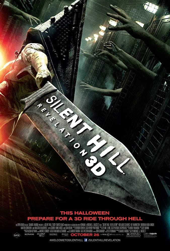 Silent Hill Revelation (2012) [1080p] [BluRay] [YTS MX]