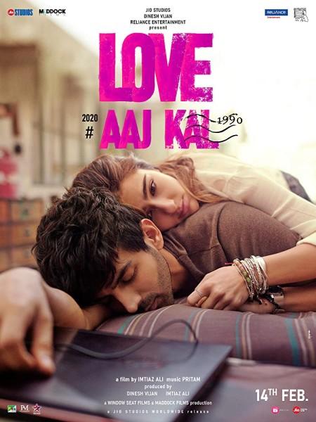 Love Aaj Kal (2020) Hindi 720p WEB-DL X264 AC3 DD5 1 ESub 1337PRO