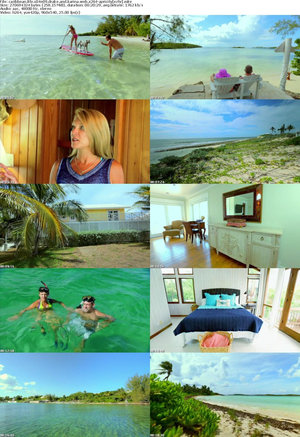 Caribbean Life S04E09 Drake and Karina WEB x264-APRiCiTY