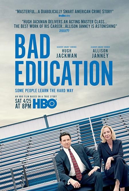 Bad Education (2019) (1080p AMZN WEB-DL x265 HEVC 10bit DDP 5 1 Vyndros)