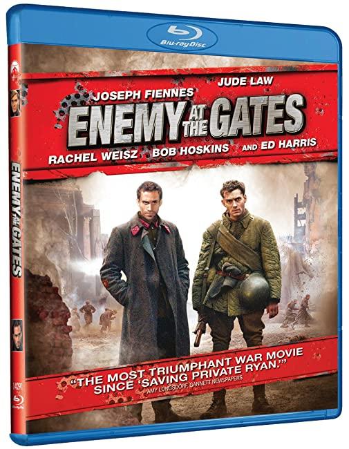 Enemy At The Gates (2001) 720p BluRay x264 Dual Audio Hindi DD5.1 English DD5.1 E...