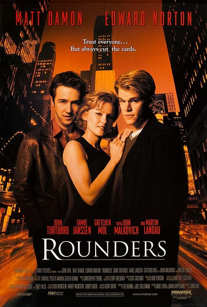Rounders 1998 1080p BluRay x265-RARBG