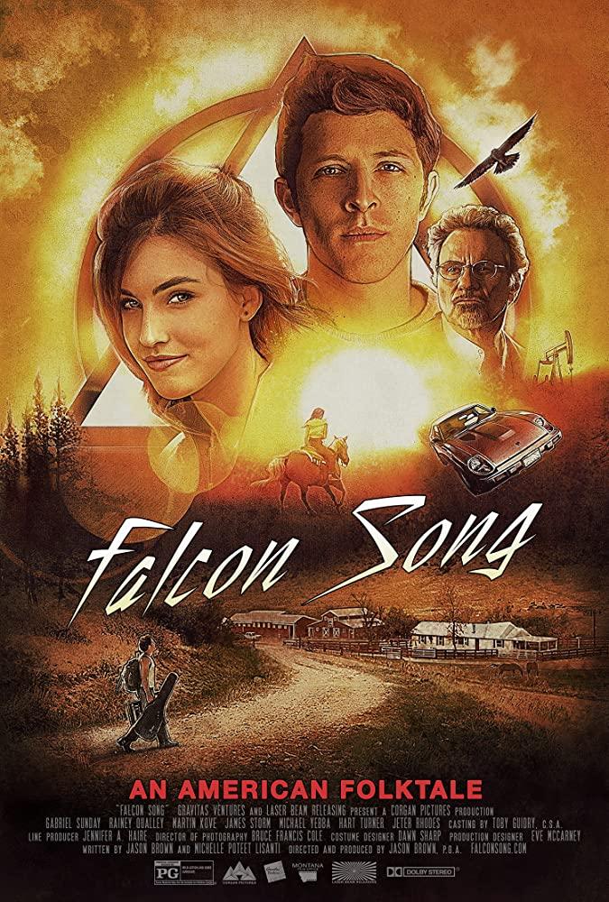 Falcon Song 2014 WEBRip XviD MP3-XVID