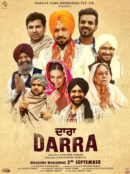 Darra (2016) Punjabi 720p HDRip x264 ESubs-DLW
