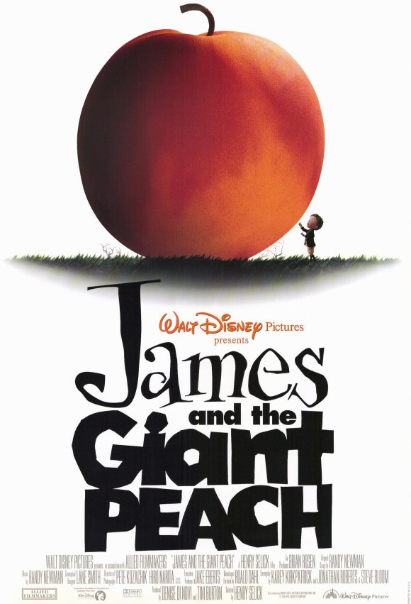 James and the Giant Peach (1996) [720p] [BluRay] [YTS MX]