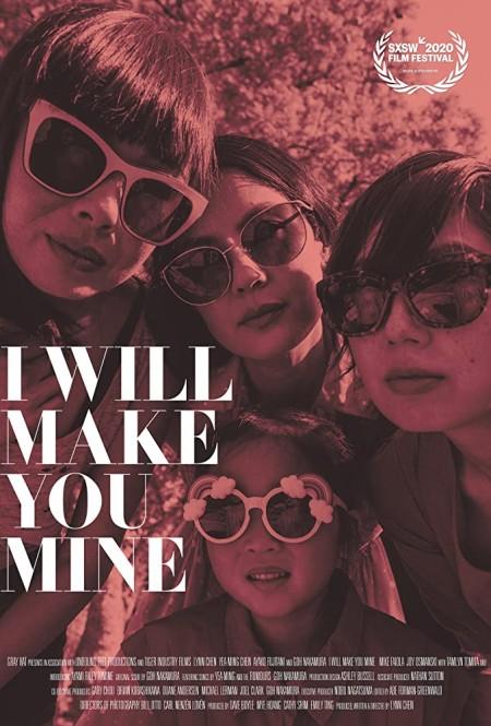 I Will Make You Mine 2020 720p WEBRip 800MB x264-GalaxyRG