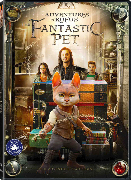 Adventures Of Rufus The Fantastic Pet 2020 720p WEBRip X264 AAC 2 0-EVO