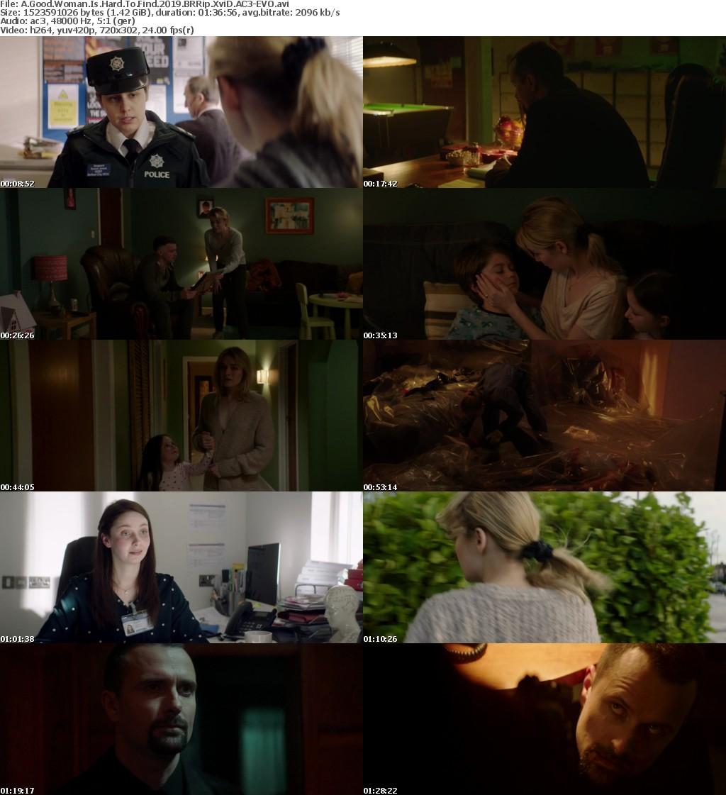 A Good Woman Is Hard To Find (2019) BRRip XviD AC3-EVO