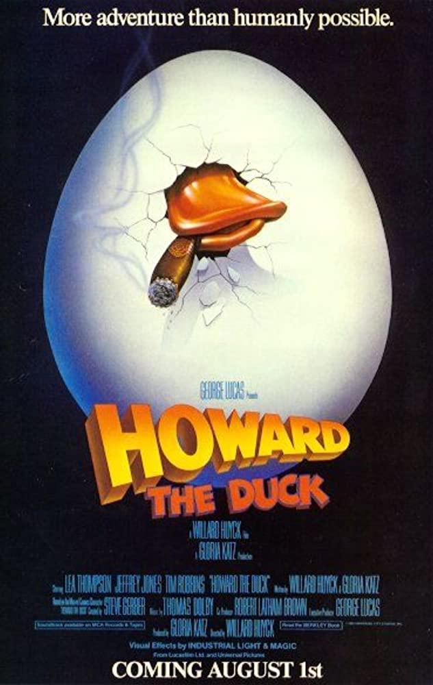 Howard the Duck (1986) [720p] [BluRay] [YTS MX]