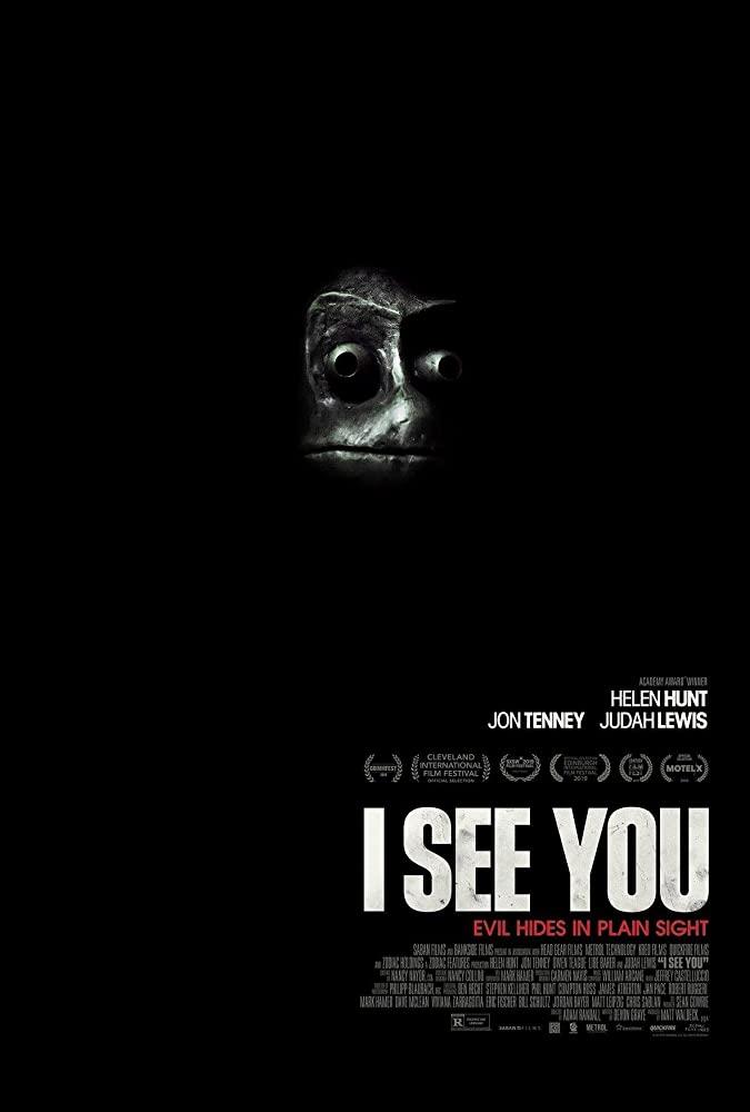 I See You 2019 720p BRRip x264 AC3 DiVERSiTY