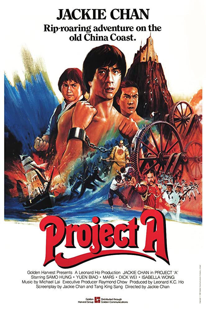 Project A (1983) [720p] [BluRay] [YTS MX]