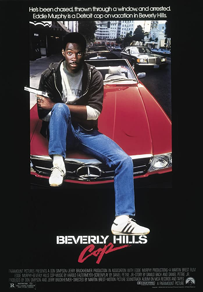 Beverly Hills Cop (1984) [720p] [BluRay] [YTS MX]