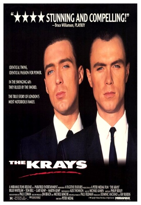 The Krays 1990 HDRip 720p H264 LKRG
