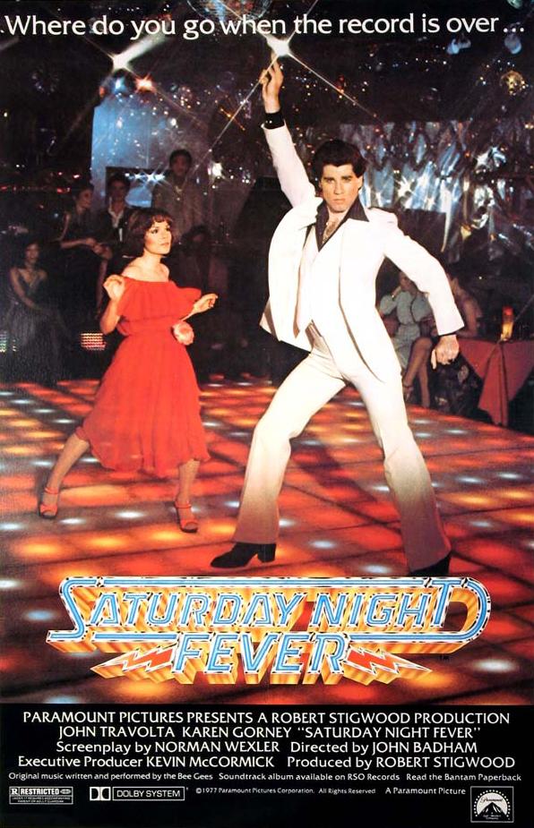 Saturday Night Fever (1977) [720p] [BluRay] [YTS MX]