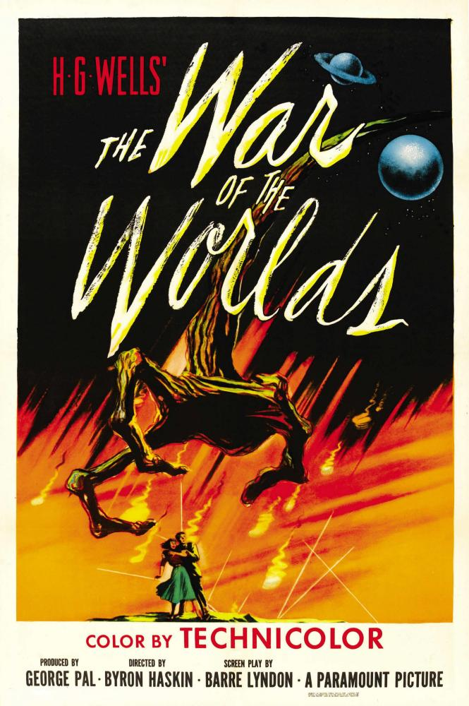 The War of the Worlds 1953 REMASTERED BRRip XviD MP3-XVID