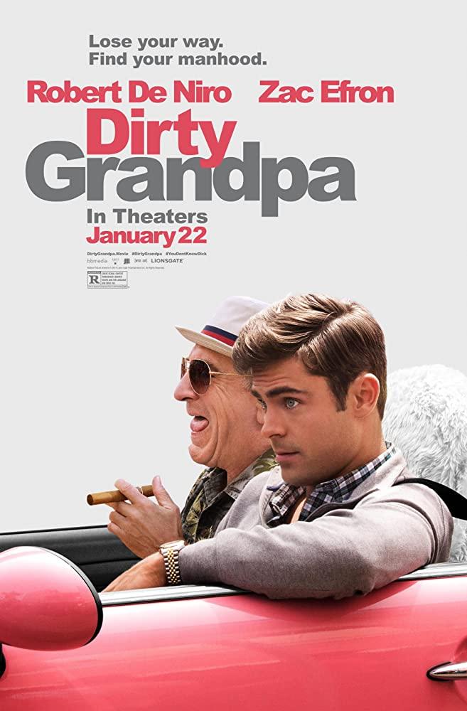 Dirty Grandpa 2016 1080p BluRay x265-RARBG