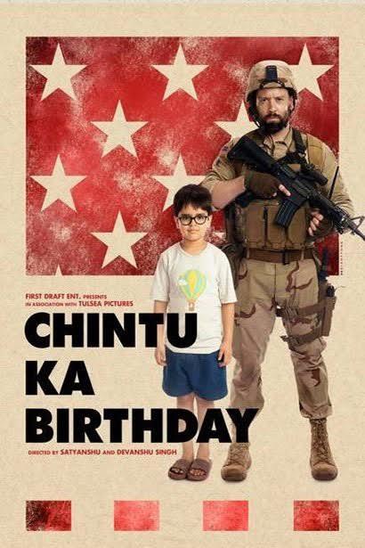 Chintu Ka Birthday (2020) Hindi 720p HDRip x264-DLW