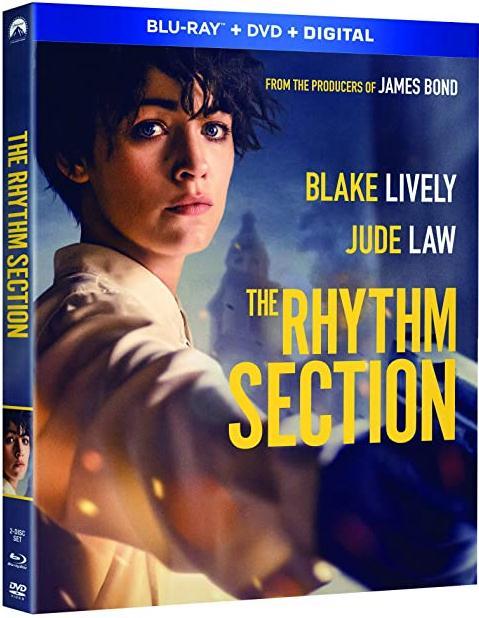 The Rhythm Section (2020) 1080p BluRay x264 Dual Audio Hindi DD5.1 English DD5.1 ESubs 4.8GB-MA