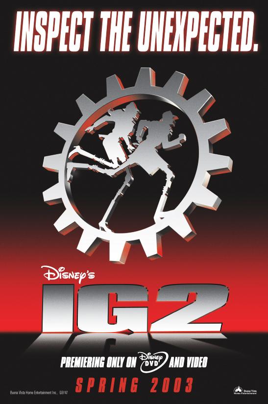 Inspector Gadget 2 2003 1080p WEBRip x265-RARBG
