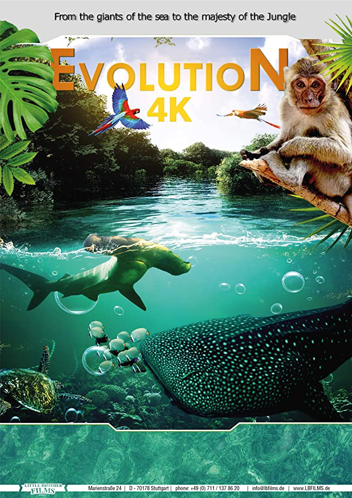 Evolution 4K 2018 1080p BluRay x265-RARBG