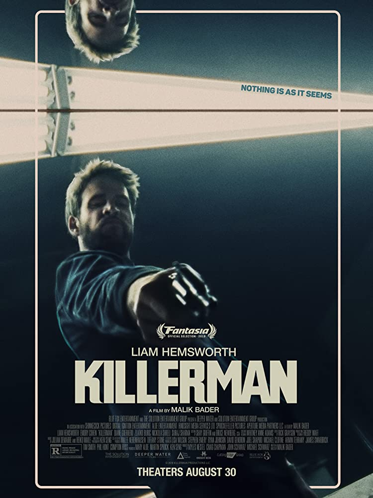 Killerman (2019) [720p] [BluRay] [YTS MX]