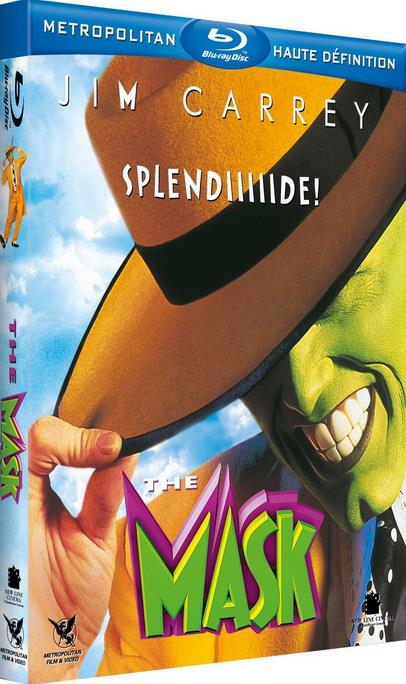 The Mask (1994) 720p Bluray x265 10bit HEVC Dual Audio Hindi DD5.1 English DD5.1 ESub 819MB-MA