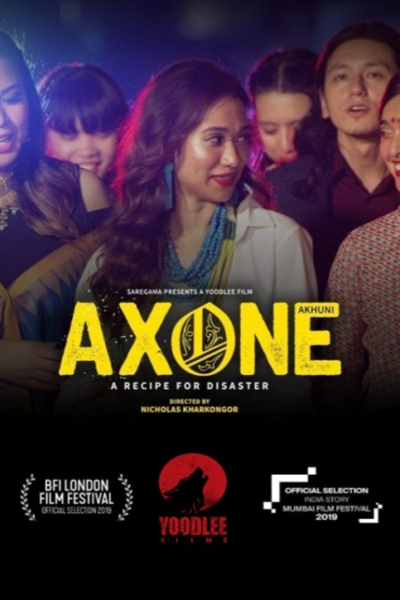 Axone (2019) Hindi 720p NF WEBRip 900 MB DD-5.1 ESub x264 - Shadow (BonsaiHD)