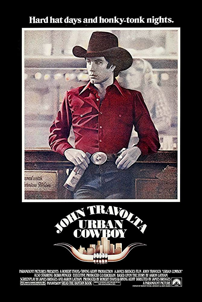 Urban Cowboy 1980 BRRip XviD MP3-XVID