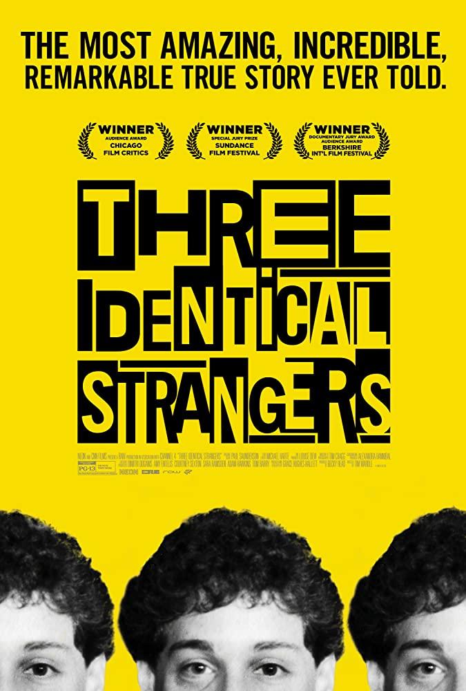 Three Identical Strangers (2018) [720p] [BluRay] [YTS MX]