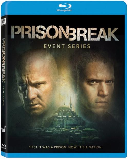 Prison Break Season 05 COMPLETE 720p WEB  DL 2CH x265 HEVC 1.8GB  PSA