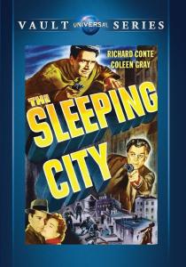 The Sleeping City 1950 BRRip XviD MP3-XVID