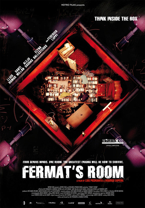 Fermat's Room 2007 [720p] [BluRay] YIFY