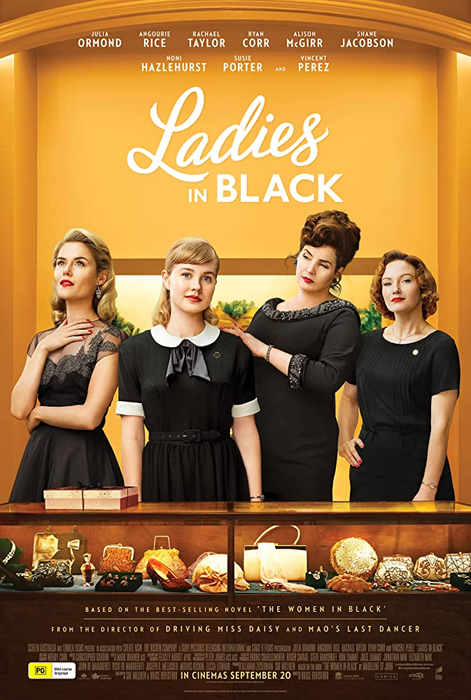Ladies in Black (2018) [720p] [BluRay] [YTS MX]