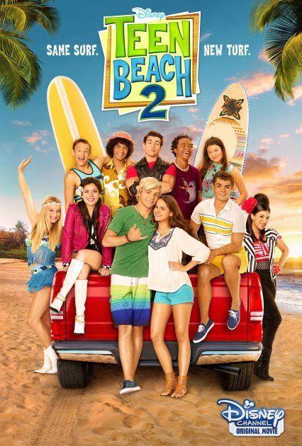 Teen Beach 2 (2015) Disney 720p WEBRip X264 Solar