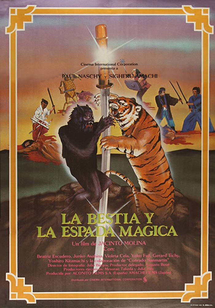 The Beast and the Magic Sword 1983 [720p] [BluRay] YIFY