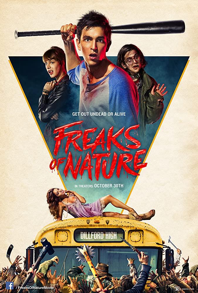 Freaks of Nature 2015 1080p BluRay x265-RARBG