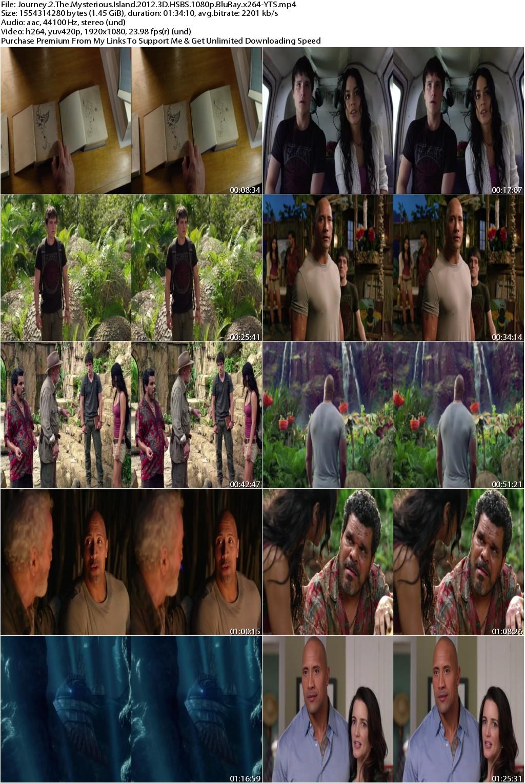 Journey 2 The Mysterious Island (2012) 3D HSBS 1080p BluRay x264-YTS