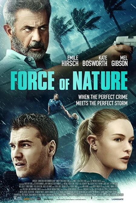 Force of Nature (2020) BRRip 720p Hindi-Dub Dual-Audio x264 - 1XBET
