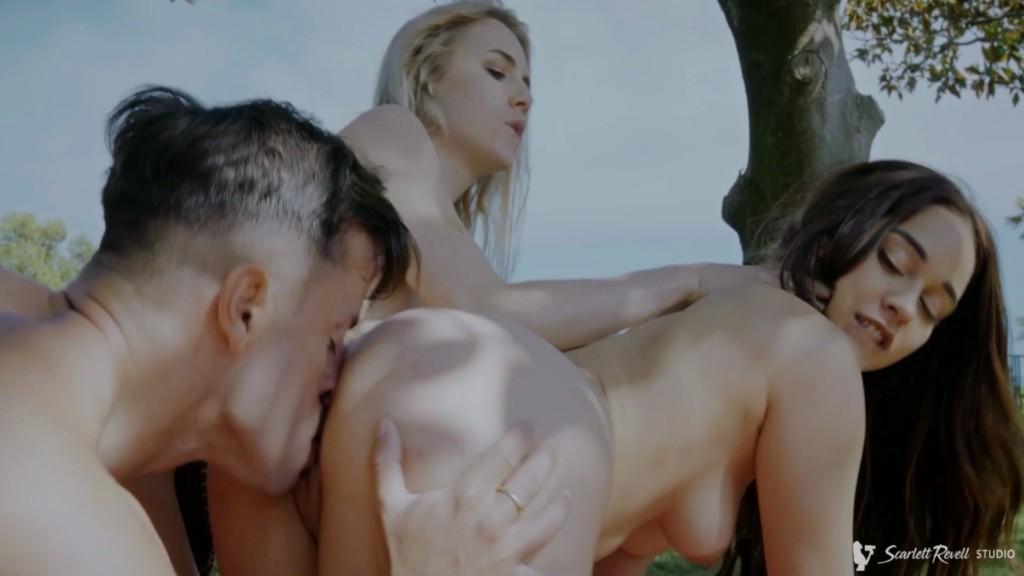 Free Download ScarlettRevellStudio 20 06 26 Alecia Fox And Ginebra Bellucci The Yoga Teacher XXX 1080p MP4-KTR