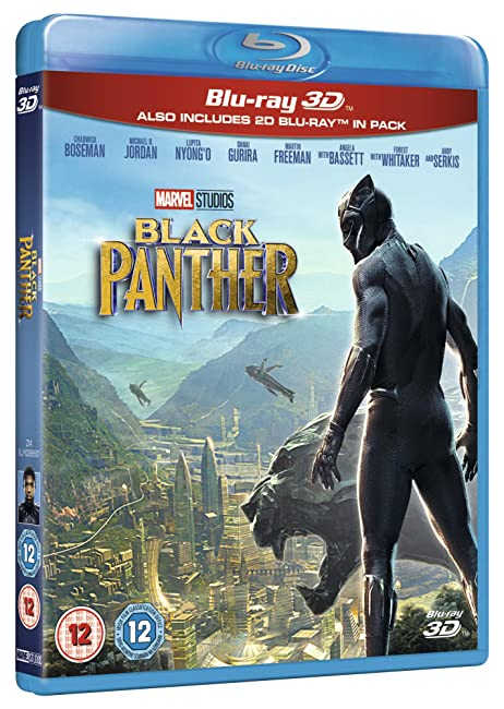 Black Panther (2018) 720p BluRay Hindi English x264 AAC 5.1 MSubs - LOKiHD - Telly