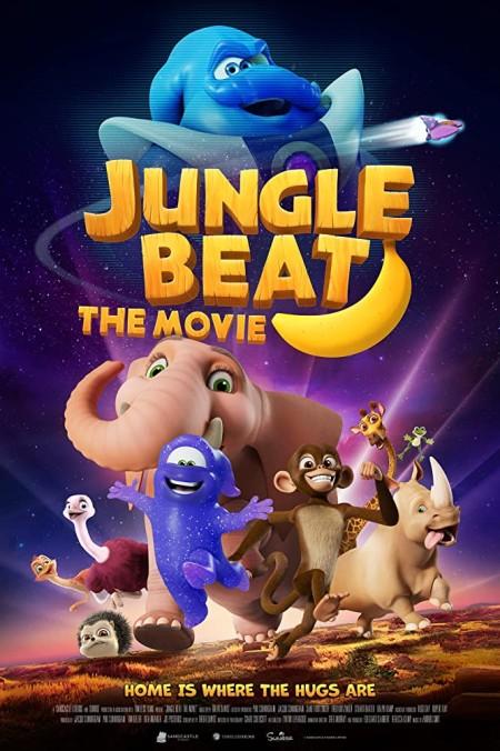 Jungle Beat The Movie 2020 1080p WEBRip 1400MB DD5 1 x264-GalaxyRG