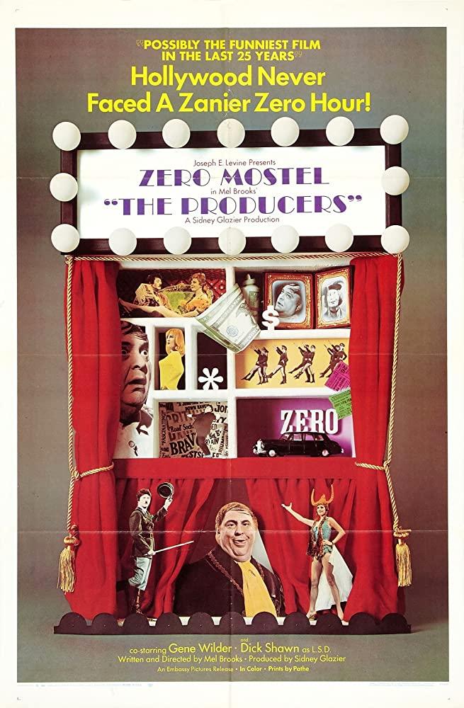 The Producers 1967 REMASTERED 1080p BluRay x265-RARBG