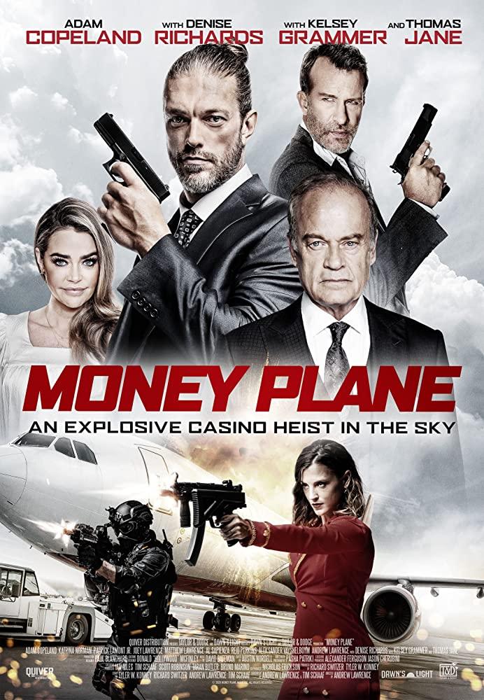 Money Plane 2020 HDRip XviD AC3-EVO