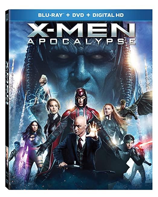 X-Men Apocalypse 2016 BRRip XviD B4ND1T69