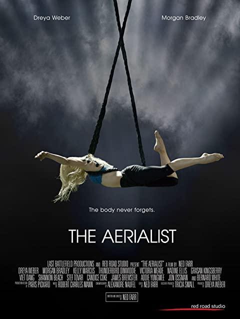 The Aerialist 2020 720p AMZN WEBRip 800MB x264-GalaxyRG