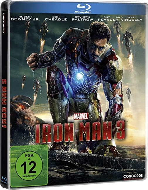 Iron Man 3 (2013) 1080p Bluray x264 Dual Audio Hindi DDP5.1 English DD5.1 ESubs 5.75GB-MA