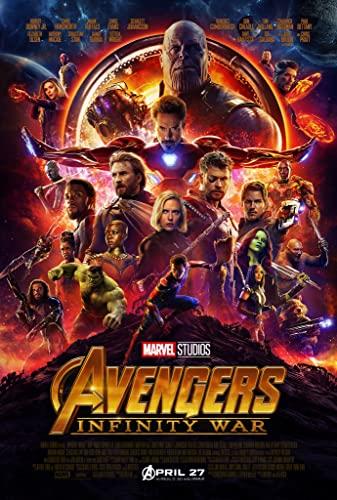 Avengers Infinity War (2018) [1080p] [BluRay] [YTS MX]